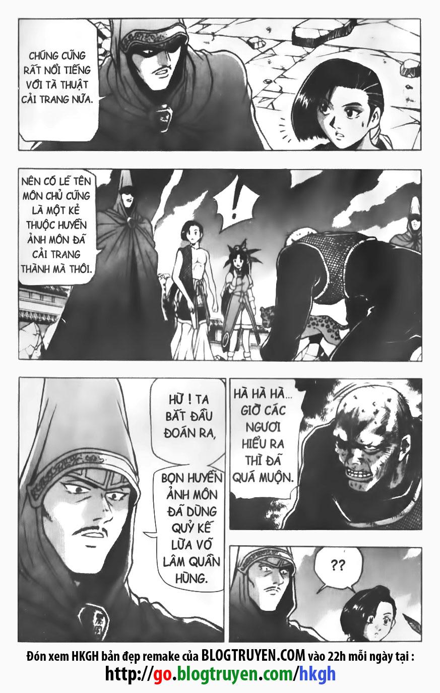 Hiệp Khách Giang Hồ chap 138 page 19 - IZTruyenTranh.com