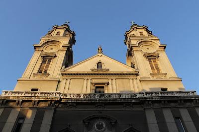 Bazilika srca Isusovog - Palmotićeva 33