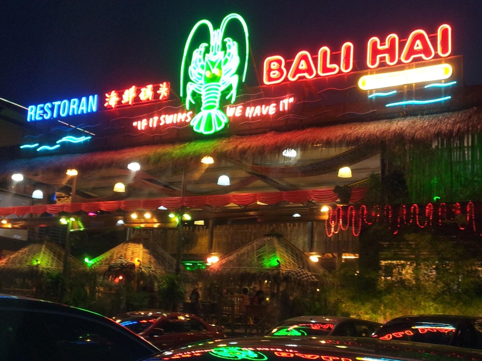 Oo00oo Bali Hai Seafood Village