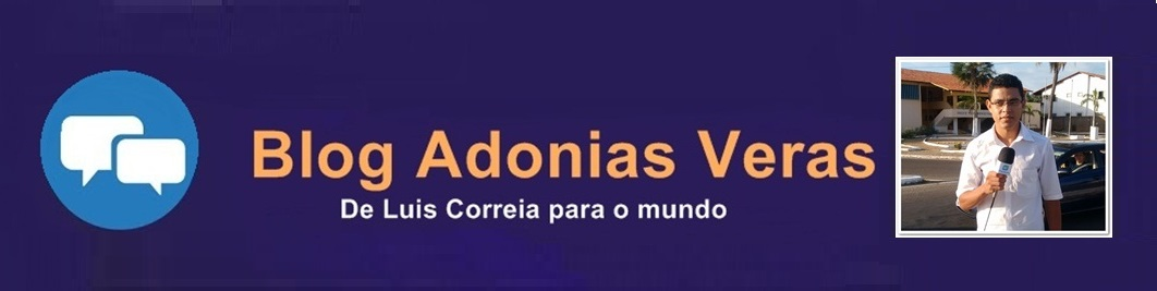 Blog Adonias Veras