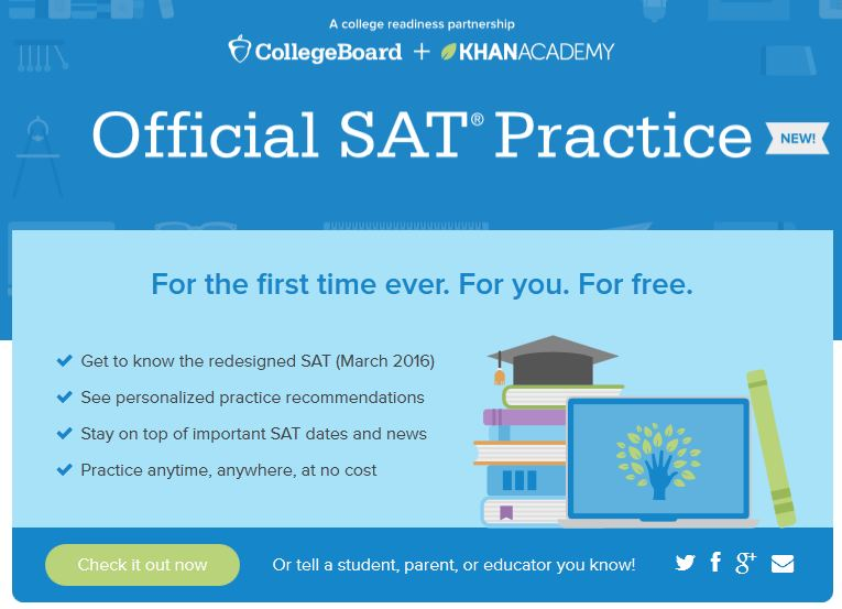 Free Revised SAT Prep