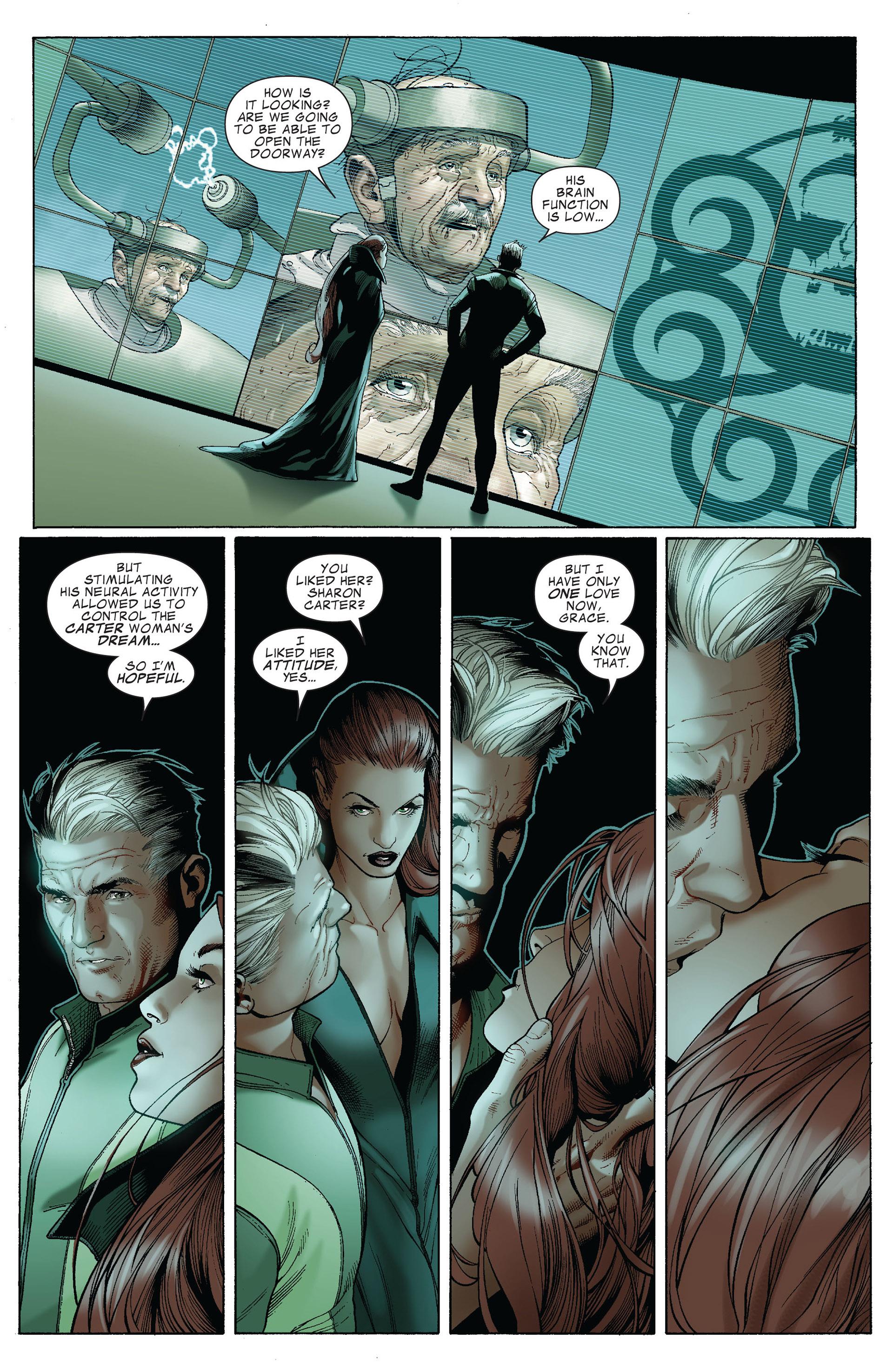 Captain America (2011) Issue #3 #3 - English 3
