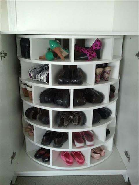 Donde guardo los zapatos - Ideas para decorar zapatos de nina ...
