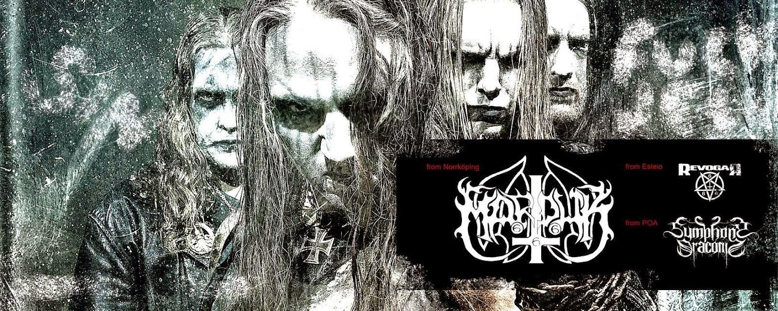 Marduk de volta ao RS! Ingressos promocionais ainda disponíveis!