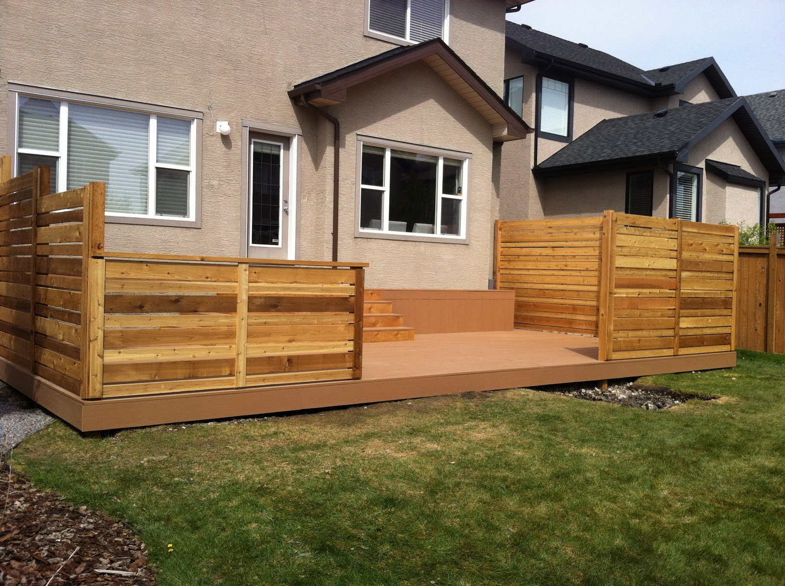 decking designs by deckrative designs calgary