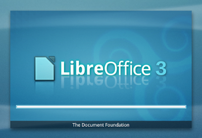 Trisquel LibreOffice Splash Screen
