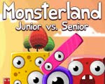 Monsterland: Junior vs. Senior Solucion