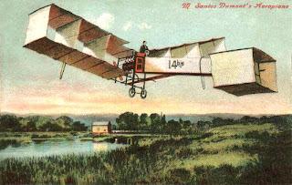 A história da Aviação no Jogos de Aviao