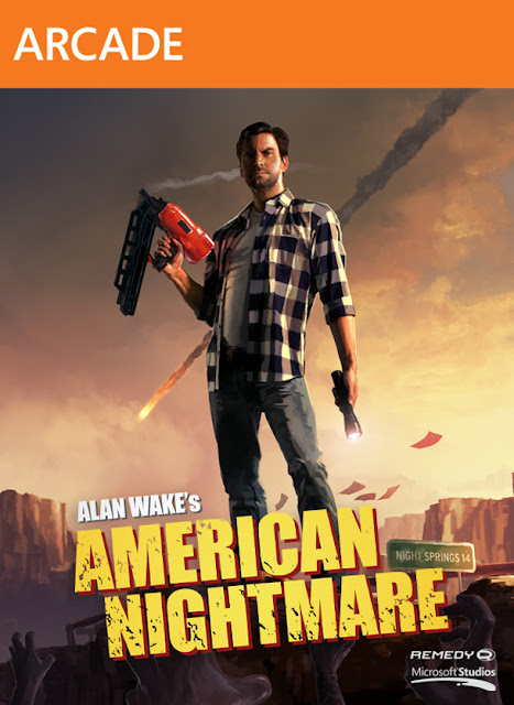 PC Alan Wake's American Nightmare Español Full