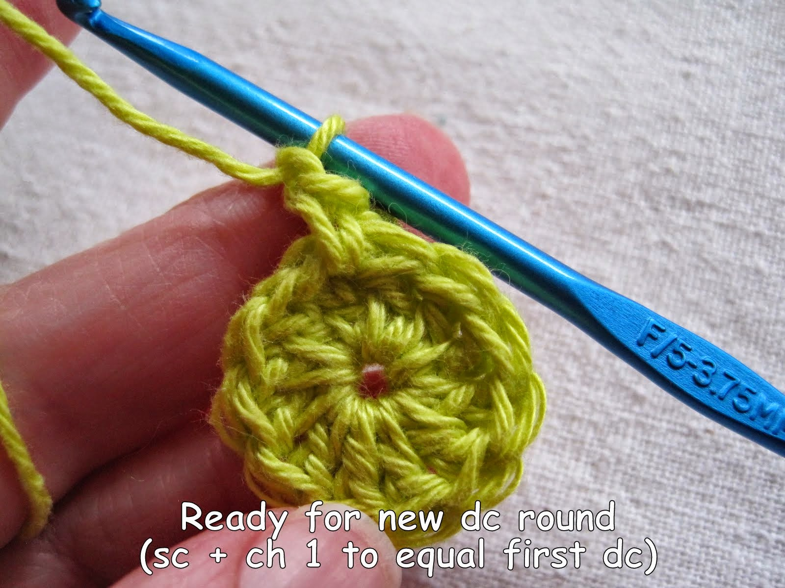 Invisible Join Crochet Amigurumi : Mr. Micawbers Recipe for Happiness: Mrs. Ms Mock ...