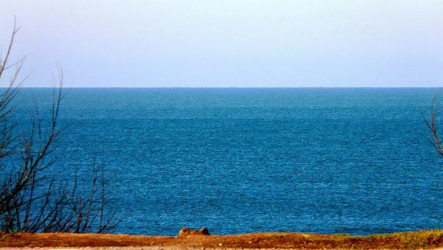 horizonte mar
