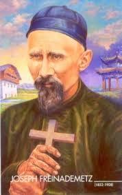 Saint Joseph Freinademetz