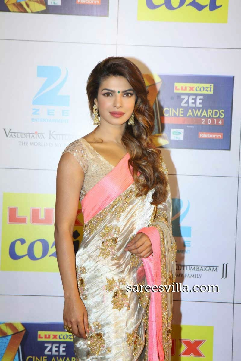Priyanka Chopra Weave Hairstyle