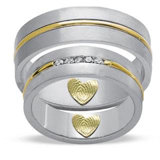 ALY6 9 Evlilik Yüzüğü Modelleri