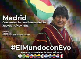 #ElMundoconEvo
