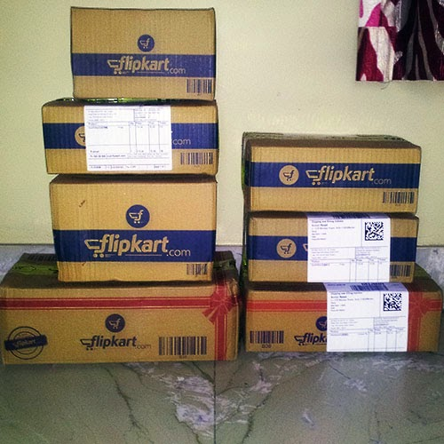 Using Flipkart First: Day 62 of 100 Happy Days Challenge