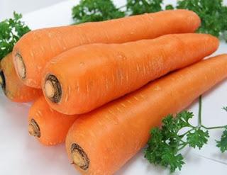 Cà rốt - thực phẩm tốt cho mắt