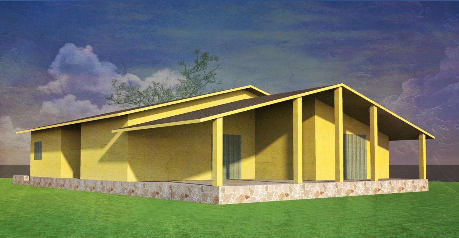 Progetti di case in legno casa 178 mq porticati 75 mq for Progetti di casa sollevati