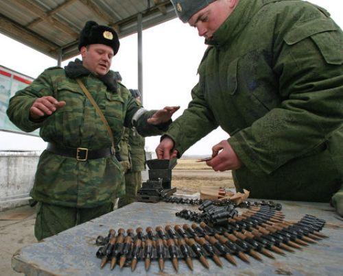 Amunisi Kalashnikov