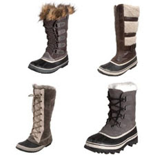 Sorel Shoes 2011