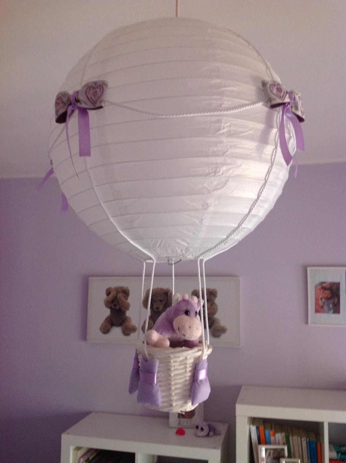 Le creazioni di melie lampadario cameretta bimba - Ikea lampadario bambini ...