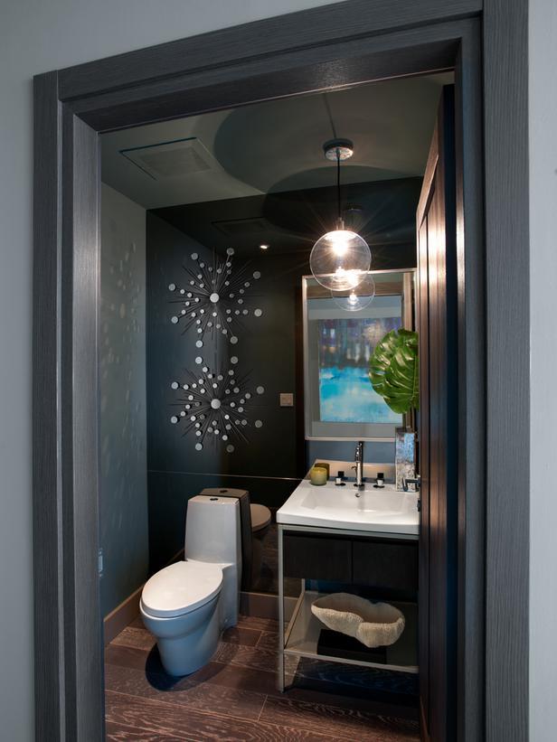 Beautiful Powder Rooms Pinterest Best Ever Mermaide Style