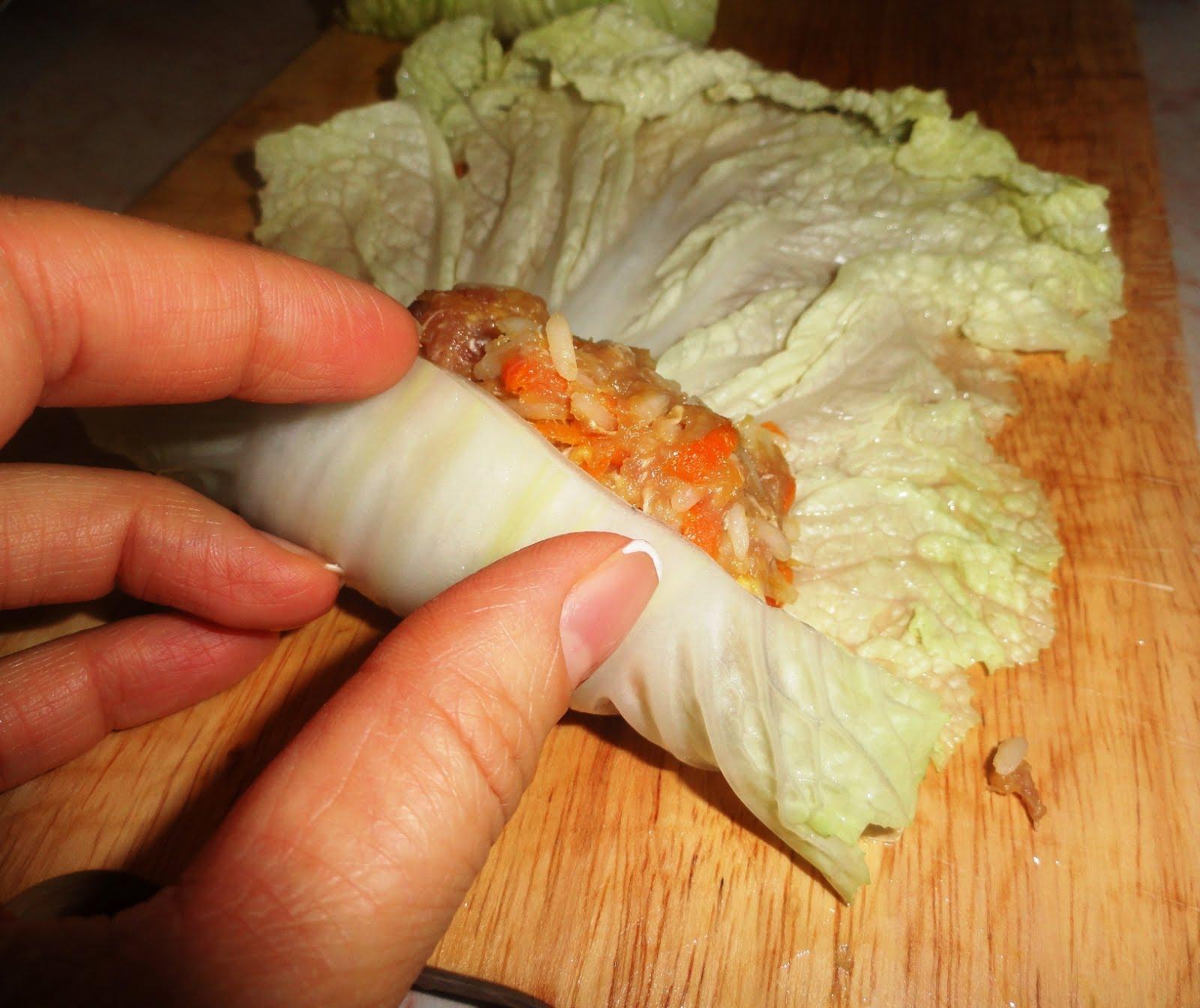 Голубцы из капусты рецепт пошагово готовим дома