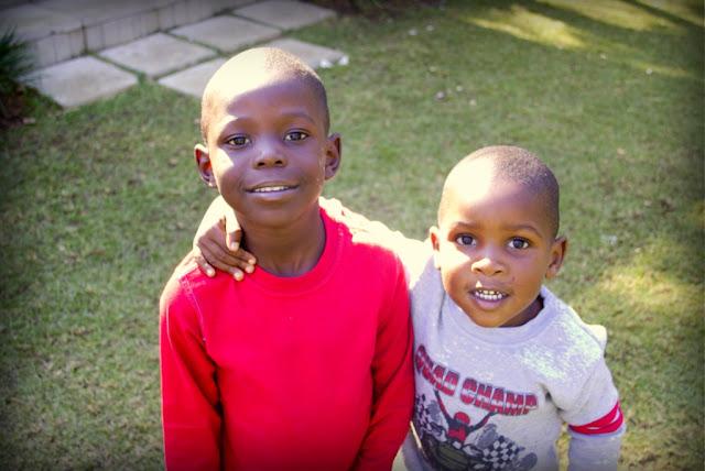 Black Orphans Africa