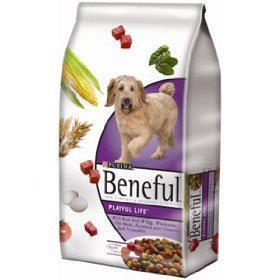 Beneful Dog Food Warning