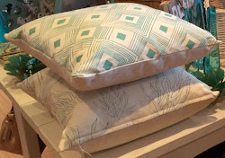 Coastal cushions available...