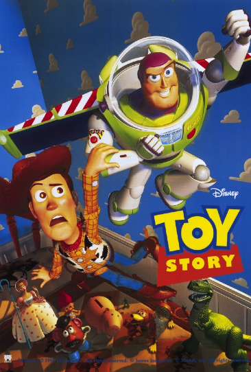 DVD Challenge #13: TOY STORY