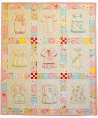 Stitching Betsy's Closet