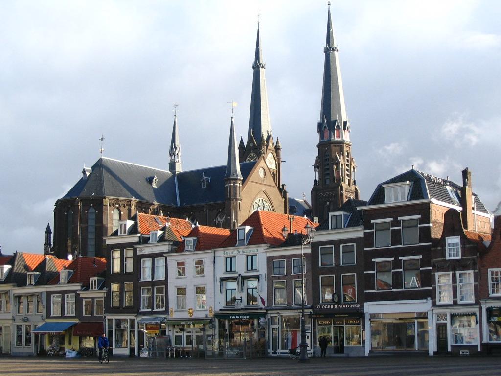 Delft Netherlands  City pictures : TOP WORLD TRAVEL DESTINATIONS: Delft, Netherlands