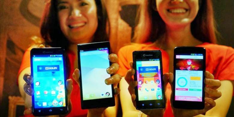 merupakan produk smartphone terlaris yang berhasil mendominasi pasar Handphone Lokal deng 4 Smartfren Andromax Terbaru Hadir, Harga 1 jutaan