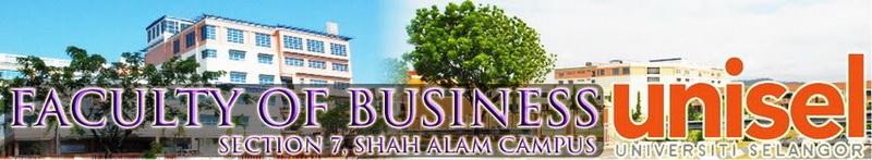 Faculty of Business - Universiti Selangor
