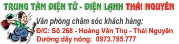 Sửa chữa điện lạnh tại Thái Nguyên