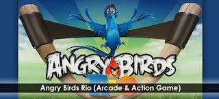 Game Angry Birds Rio 1.4.4 and Serial