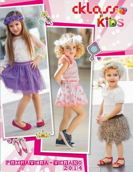 catalogo cklass kids primavera verano 2014