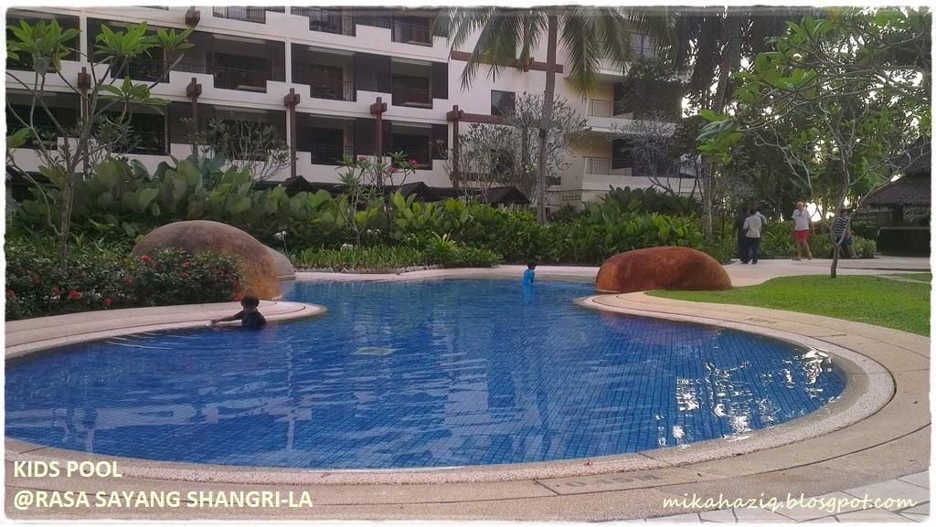 Mikahaziq Rasa Sayang Shangri La Penang With Kids Review