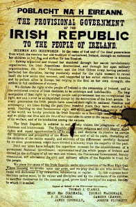 El Alzamiento y la proclamación de 1916