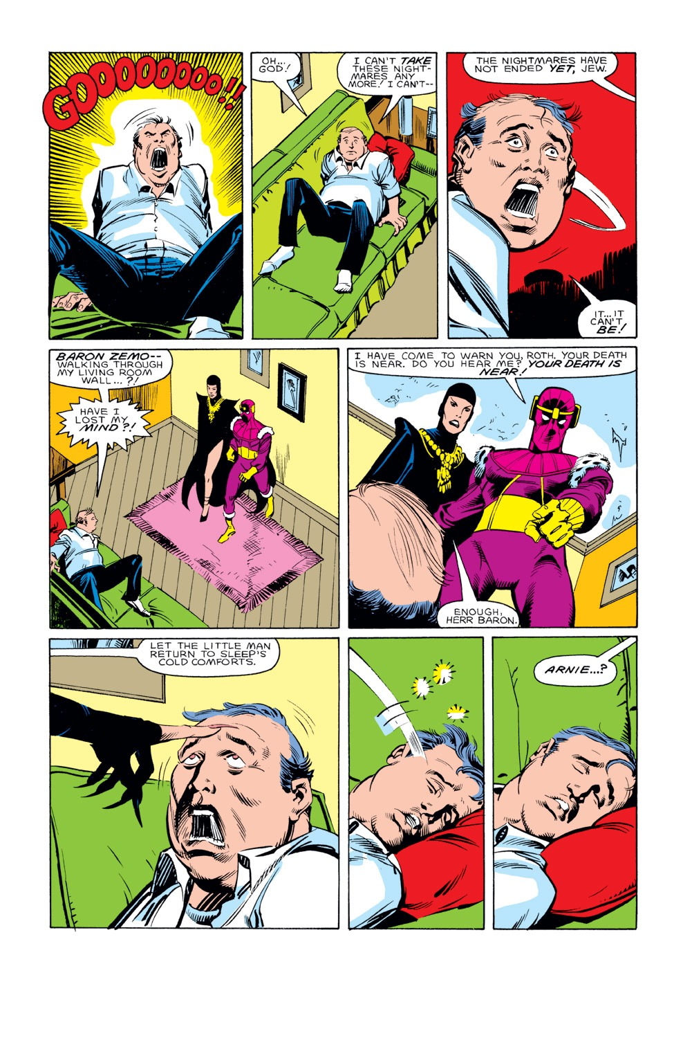 Captain America (1968) Issue #290 #206 - English 17