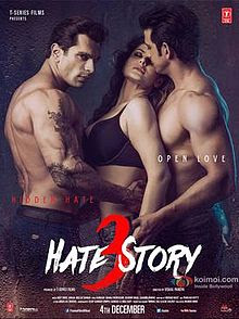 Hate Story 3 (2015) Hindi Movie DvDScr