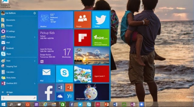 windows 10 preview for download