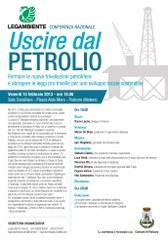 Uscire dal Petrolio