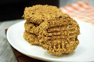 flourless-peanut-butter-oat-cookies