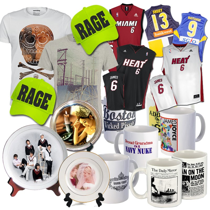 Printing Services and Promotional Products