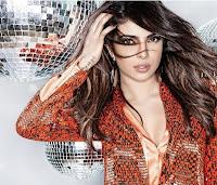 hot, sexy, Priyanka, Chopra, Harper's, Bazaar, Magazine, cover, January, 2013, Scans.
