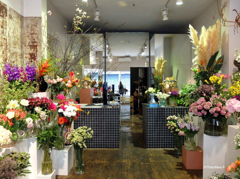 Fleuriste Debeaulieu Paris 75009 bouquet de mariée rue Henri Monnier