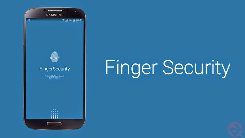 FingerSecurity 2.6.4 Unlocked Apk