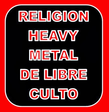 HEAVYMETALRELIGION